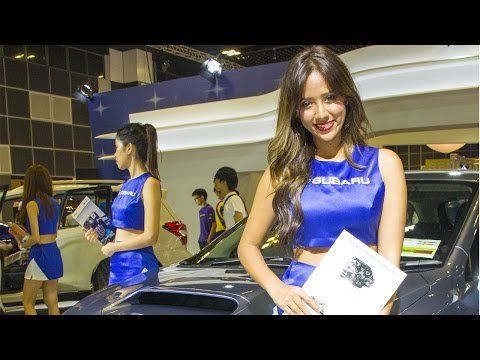 Singapore Motorshow 2016 Stunt Performance Show Full