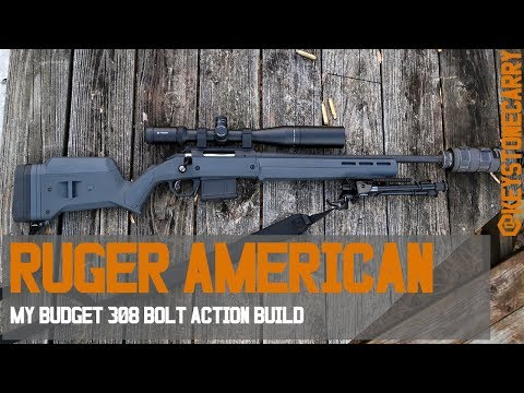 My Ruger American Predator 308 Build & Review