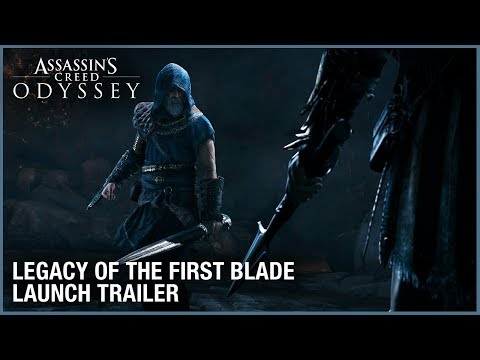 Assassin's Creed Odyssey: Legacy of the First Blade DLC | Launch Trailer | Ubisoft [NA] thumbnail