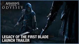 Assassin's Creed Odyssey: Legacy of the First Blade DLC | Launch Trailer | Ubisoft [NA]
