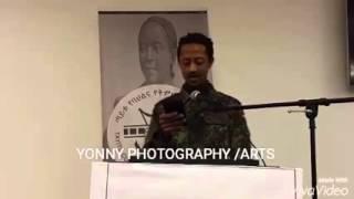 Ethiopian Poet Sefraye Telaye