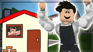 MY FACE REVEAL? CREEPING ON MY NEIGHBORS IN BLOXBURG! (Roblox Roleplay)