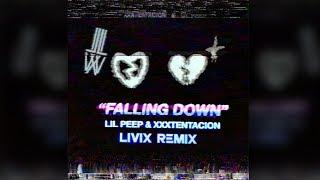 Lil Peep Xxxtentacion Falling Down LIVIX Remix.mp3