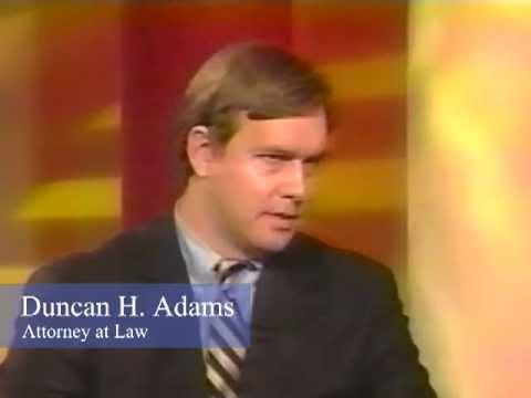 Atlanta Will Contest, Estate, Probate & Trust Lawyer, Duncan H. Adams, Speaks On ATLANTA INSIDER