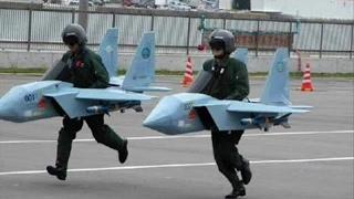 Анекдот - Приколы пилотов истребителей в небе над Сирией