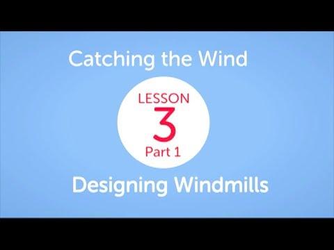 EiE - Catching The Wind: Designing Windmills Lesson 3 Part 1 in Cincinnati, OH