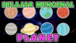 Bermain Dan Belajar Mengenal Nama Planet - Learn N