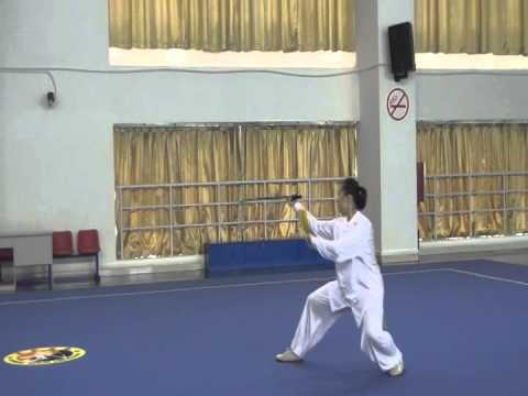 Compulsory Yang & Chen Style Taijiquan & Taijijian & New Group Taiji Event Sample