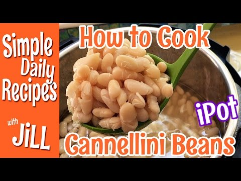 How To Cook Cannellini Beans In The Instant Pot