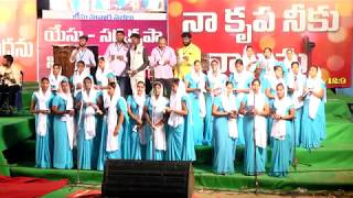 Kuthuhalam Marbatame Song By Salvation Gospel Church