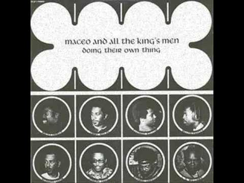 SOUTHWICK - Maceo & the King's Men Doing Their Own Thing