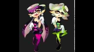 Splatoon Jefe Final De La Fase 2 Feat. Calamar Hermana Callie & Marie (Spinkie del Remix)