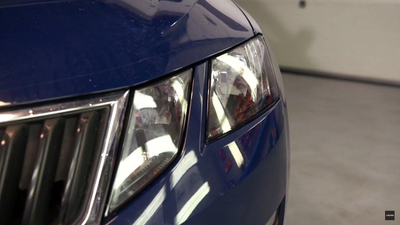 Laminowanie Reflektorow Samochodowych 101 Napraw Youtube