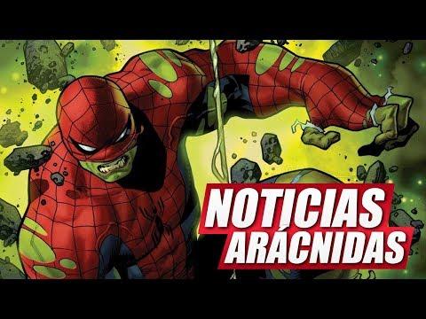 Spider-Man Se Convertirá En Hulk En Enero