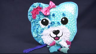 plushcraft teddy bear pillow from the orb factory