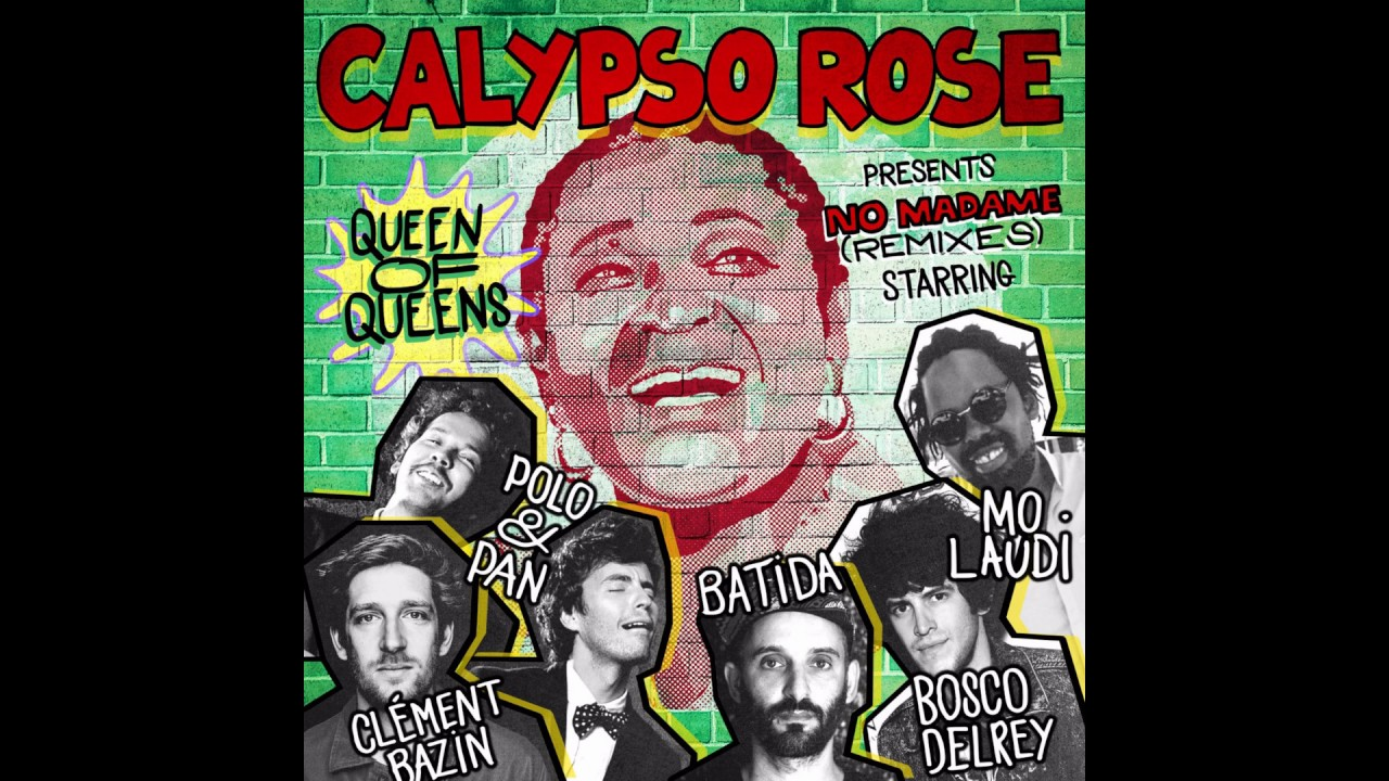 Calypso Rose - No Madame (Polo & Pan Remix)