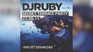 DJ Ruby - Secret Terrace Set, Popeye