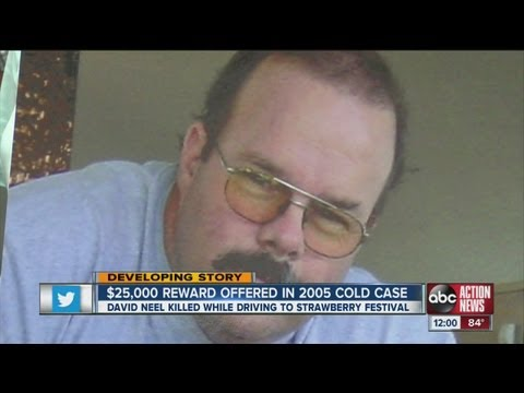 $25,000 reward offered for crack in cold case
