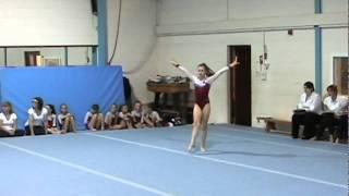 Megan Floor - Mental Block of going backwards is Defeated!