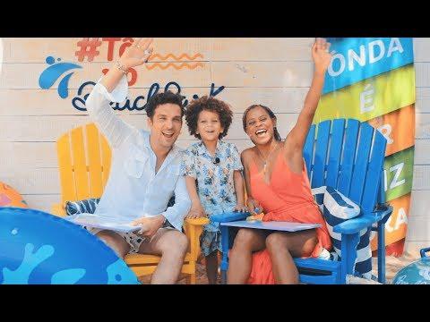Jogo de Perguntas com Aline Wirley e Igor Rickli | Beach Park