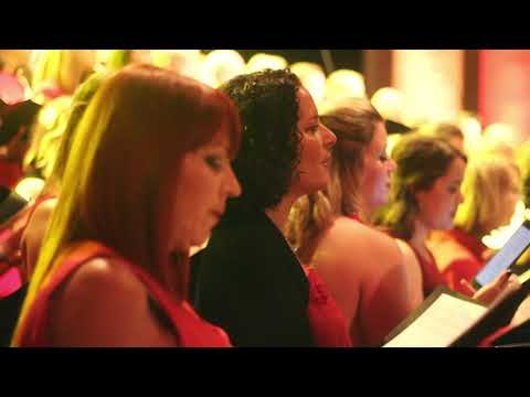 London City Voices choir sing