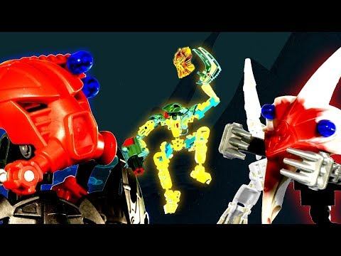 BIONICLE IGNITION 2 (Full Fan Film)