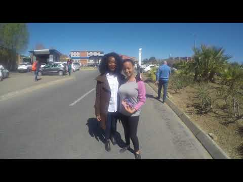 Mission trip to Bloemfontein, South Africa