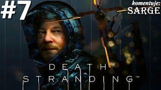 Zagrajmy w Death Stranding PL odc. 7 - Opieka nad ŁD