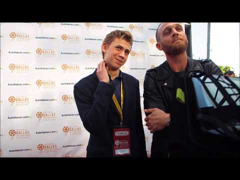 Dallas Film Festival 2015: Interview with Ethan Embry & Owen Teague on Echoes of War