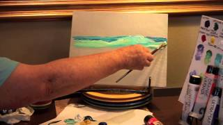 Color Mixing #2:    8 Water Recipes Part 2 of 3 with Marge Kinney
