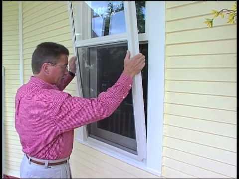 Larson Outside Storm Windows