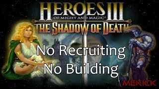 Heroes of Might and Magic III: No Building & No Recruiting 1v7 FFA (200%)