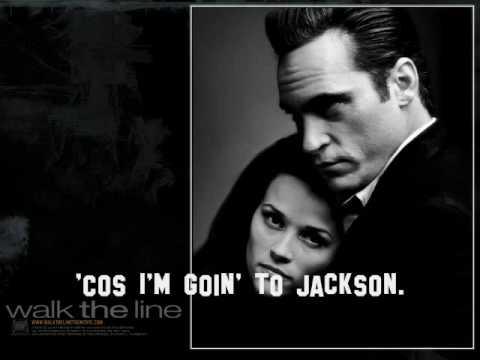 Joaquin Phoenix & Reese Witherspoon   Jackson