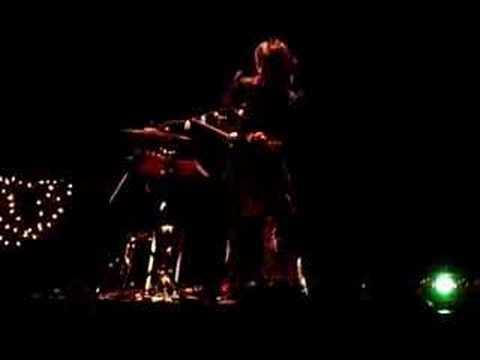PJ Harvey - My Beautiful Leah [Roma - 9 Marzo 2008]