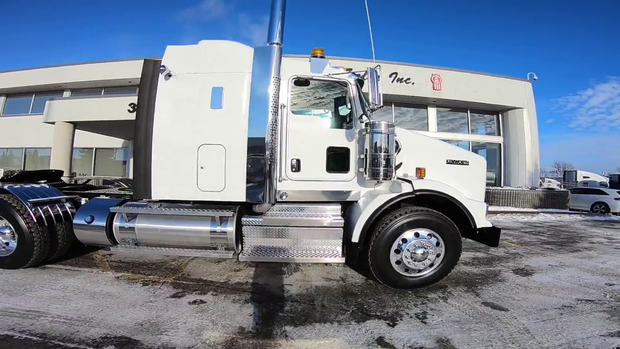 2018 kenworth t800 low bed tractor heavy spec [ 1280 x 720 Pixel ]