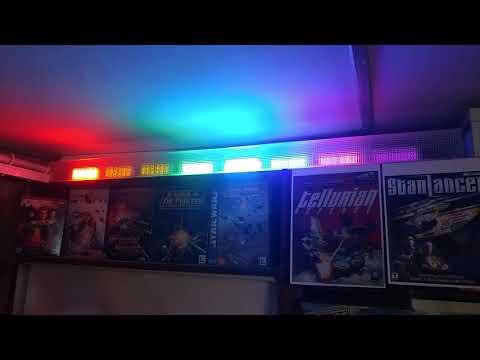 Color Organ (DIY) 8 Channels