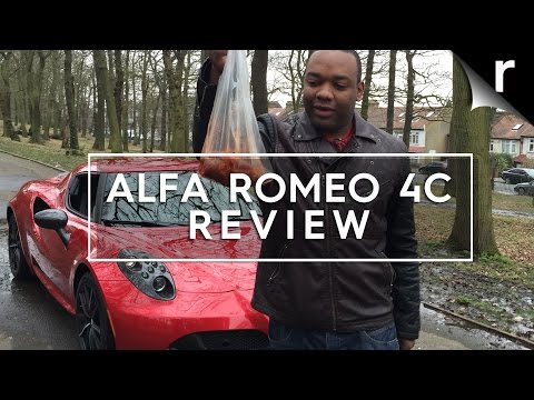 Alfa Romeo 4C review: You'd sell your kidneys for it