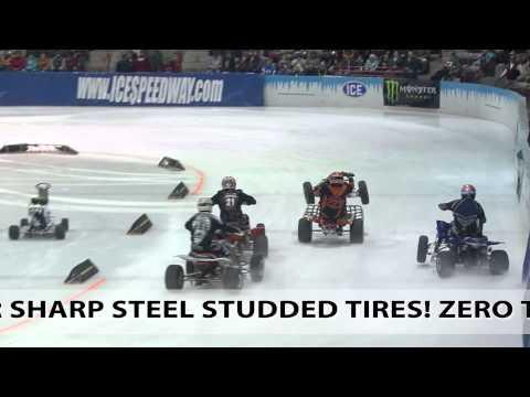 World Championship Ice Racing- Maverik Center