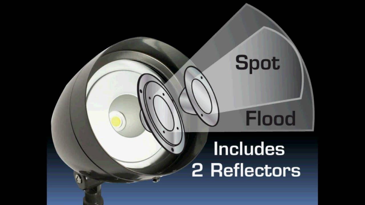 & RAB Lighting L Flood Led Floodlights - WestsideWholesale.com - YouTube azcodes.com