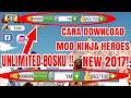 Gambar cover Cara Download Mod Ninja Heroes Unlimited Gold ! New 2017!