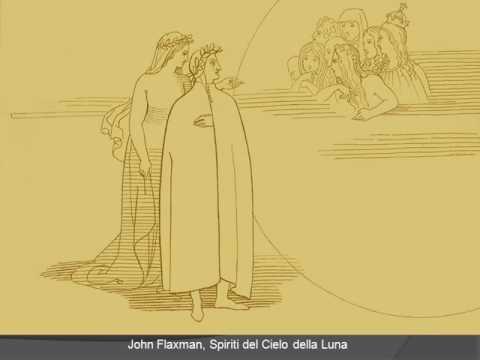 Parafrasi del canto terzo del Paradiso, vv. 1-96