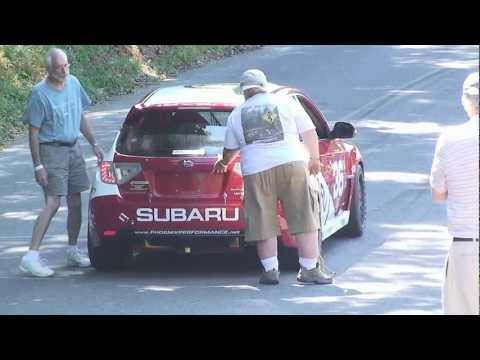 Pagoda Hillclimb Time Trials 2012 - Part 1