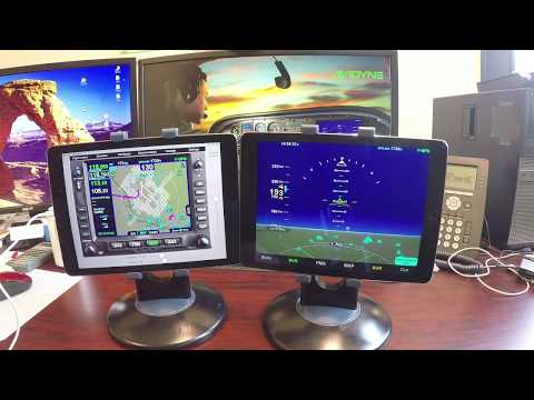 Connecting Avidyne IFDTrainer & IFD100 on iPads
