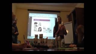 Мастер-класс Уход за волосами Мария Хитрова январь 2014
