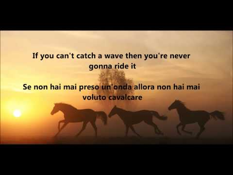 You can't take me (Bryan Adams) - Lyrics + Traduzione in italiano HD