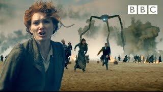 We shall fight on the beaches! 💥🛸💥👽💥 | The War of the Worlds - BBC