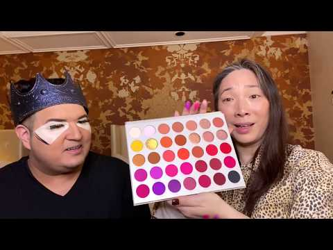 JACLYN HILL PALETTE VOLUME 2 REVIEW
