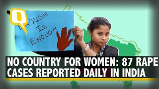Even as Outrage Grows Over Hathras, Rape Cases Continue To Pile up in UP | The Quint