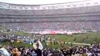 Chargers Titans NFL Playoffs Pregame Fly Over 2007