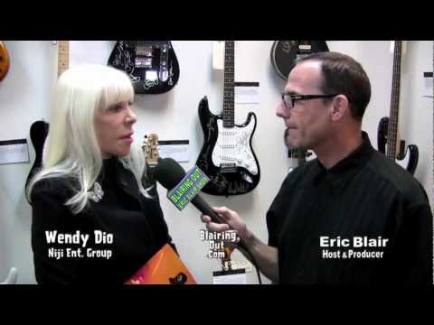 Wendy Dio gives Eric Blair Her opinion on Stryper